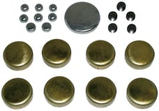 PROFORM 66551 Brass Freeze Plug Kit; For Small Block Chevy 400 Engines; All Sizes Included