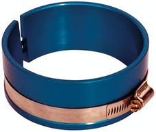 PROFORM 66766 Adjustable Piston Ring Compressor; 4.000-4.090 Range; Blue; Aluminum Material