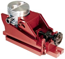 PROFORM 66772 Piston Vise; Heavy Duty; Multiple Angle Model; Fits Up To 4.6 Inch Diam. Pistons