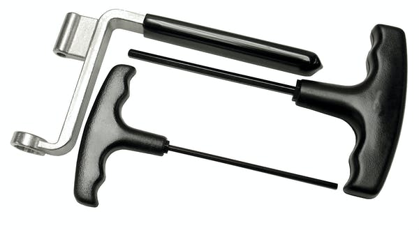 Proform 66780 Valve Lash Wrench Set; 9/16 Inch Wrench With One 3/16 and One 7/32 Allen Wrench