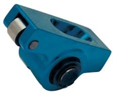 Proform 66907 Engine Roller Rocker Arm Set; 1.5 Ratio 3/8 Stud; Extruded Type; Fits SB Chevy