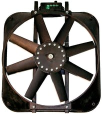 Proform 67017 Electric Radiator Fan; High Performance Model with Thermostat; 15 In; 2800CFM