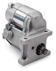 Proform 67050 High-Torque Starter; Gear Reduction Type; High Compression; Chevy V8; 168 Tooth
