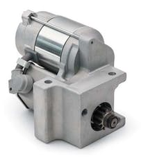 Proform 67052 High-Torque Starter; Gear Reduction Type; High Compression; Chevy V8; 168 Tooth