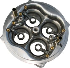 Proform 67107C Carburetor Main Body; For Use With Holley 850 CFM Double Pumper Model Carb