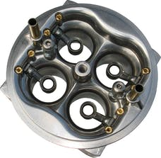 PROFORM 67109C Carburetor Main Body; For Use With Holley 1050 CFM Double Pumper Model Carb