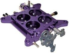 Proform 67156 Carburetor Throttle Base Plate; 4150 Model; 850-1050 CFM Mechanical Sec Carbs