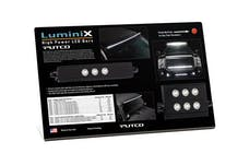 Putco 230100D Luminx High Power LED POP Display