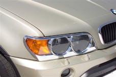 Putco 403203 Head Lamp Overlays & Rings