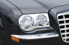 Putco 403503 Head Lamp Overlays & Rings