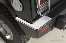 Putco 404203 Rear Bumper Cover (2 pieces)
