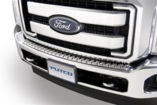 Putco 94120 Stainless Steel Bumper Covers