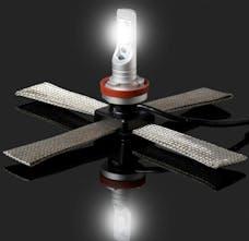 Putco 280016PZ Pro-Lux Zero LED Kit H16  Pair