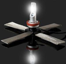 Putco 280011PZ Pro-Lux Zero LED Kit  H8 / H9 /  H11 / H16 Type 2  - Pair