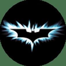 Race Sport Lighting RS-2GS-BATMAN2 Batman Version 2 Custom Ghost Shadow Door Valet Kit