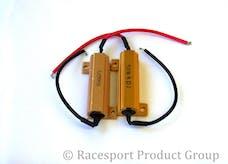 Race Sport Lighting 6OHM50WATT 6 Ohm 50 Watt Load Resistors Pair