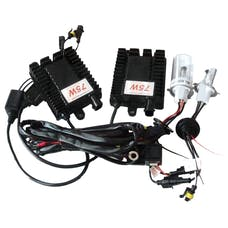 Race Sport Lighting H7-6K-75W 75 Watt HID Kit