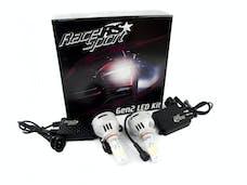 Race Sport Lighting 9005-LED-G2-KIT 9005 G2 5,500K True LED Headlight Kit