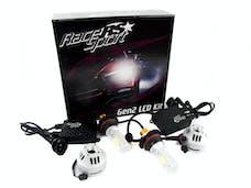 Race Sport Lighting 9007-LED-G2-KIT 9007 G2 5,500K True LED Headlight Kit