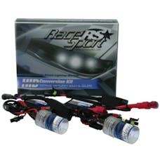 Race Sport Lighting 5202D-6K-SLIM 35 Watt D-Elite Slim HID Kit