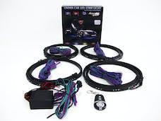Race Sport Lighting LEDUNDERKIT MuLFi-Color Flexible LED Underbody Kit