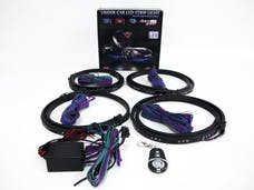 Race Sport Lighting LEDUNDERKIT Multi--Color Flexible LED Underbody Kit
