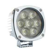 "Race Sport Lighting MS-4CREE-35W 4.3"" Marine Spot Light 35 Watt 500 lumens"