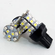 Race Sport Lighting RS-7443-WY-TS 7443 White/Yellow LED Dual Color Switchback Auto Bulb