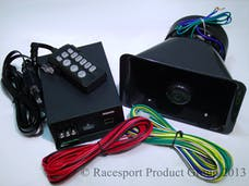 Race Sport Lighting RSCJB100DA Commercial Siren Kit