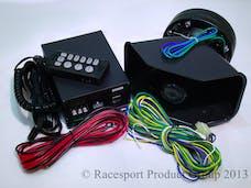 Race Sport Lighting RSCJB200DA Commercial Siren Kit