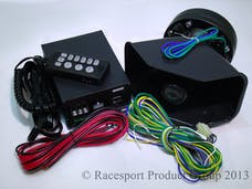 Race Sport Lighting RSCJB200DA Commercial Siren Kit