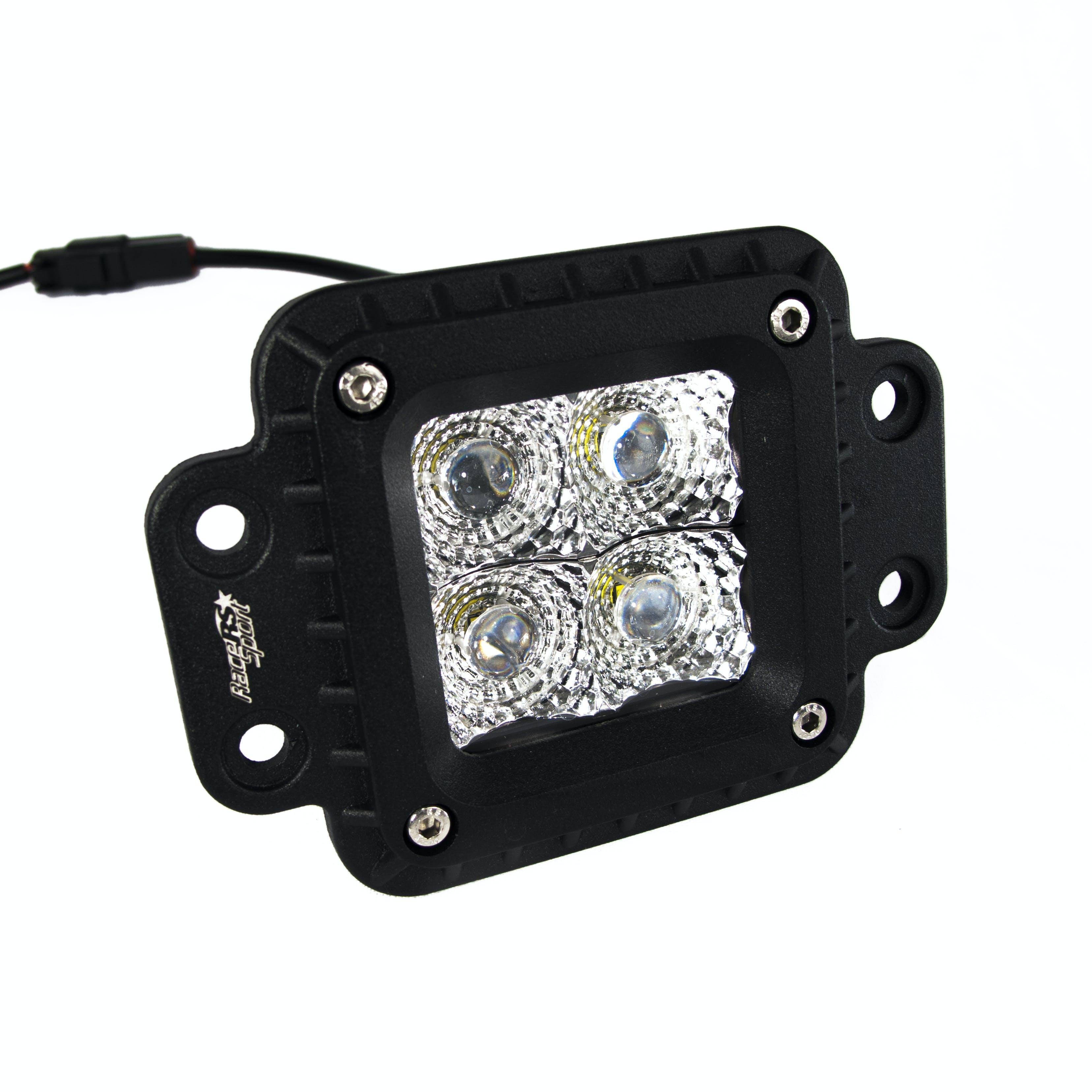 6.5 CSI W4874 High Power LED Spot Light Round