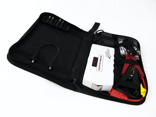 Race Sport Lighting RS-04-JUMP Survival Series Jump Pack w/ Safety Hammer & LED Screen