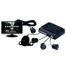 Race Sport Lighting RS-V602-W 4 Sensor Video Parking Safety System (Wireless)