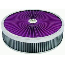 """RPC (Racing Power Company) R2029X 14"""" x 3"""" super flow filter top air cleaner set"""