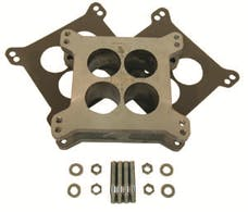 "RPC (Racing Power Company) R2048 Holley 2"" ported carb spacer"