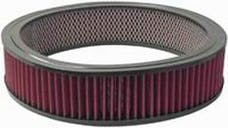 """RPC (Racing Power Company) R2120 14"""" x 3"""" round washable element ea"""