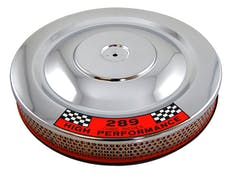 """RPC (Racing Power Company) R2285 14"""" mustang high perf air cleaner set"""