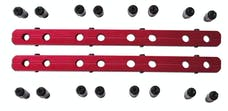 """RPC (Racing Power Company) R3016 STUD GIRDLE STABILIZER BAR FOR 3/8"""" STUD RED"""