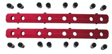 """RPC (Racing Power Company) R3017 STUD GIRDLE STABILIZER BAR FOR 7/16"""" STUD RED"""