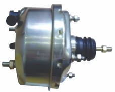 "RPC (Racing Power Company) R3701 7"" SINGLE BRAKE BOOSTER ZINC EA"