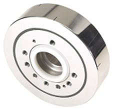 """RPC (Racing Power Company) R3862 6.4"""" POLISHED STAINLESS STEEL DAMPER"""