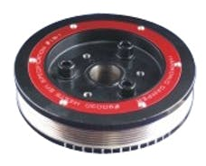 "RPC (Racing Power Company) R3876 7.5"" damper for 1993-97 lt1 camaro/firebird"