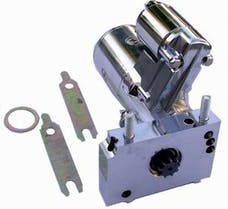 RPC (Racing Power Company) R3910C Chrome gm starter - 2.4 hp