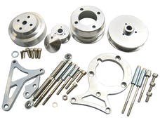 RPC (Racing Power Company) R4358 5.0 ford mustang gt, lx serpentine pulley