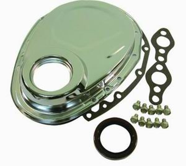 RPC (Racing Power Company) R4934 Sb chevy timing chain cover kit