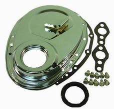 RPC (Racing Power Company) R4934X Raw sb chevy timing chain cover kit