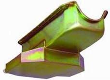 RPC (Racing Power Company) R7101Z Zinc sb chevy champion oil pan ea