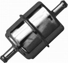 """RPC (Racing Power Company) R9212 Fuel filter - 5/16"""" inlet/outlet ea"""