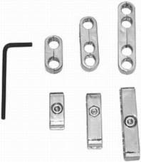 RPC (Racing Power Company) R9576 Chrome pro style wire separators